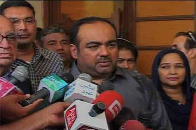 Khawaja Izhar demands province-wide extension of powers to Rangers