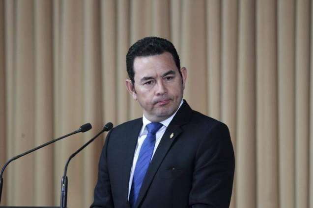 Guatemala leader's son and brother arrested on corruption charges