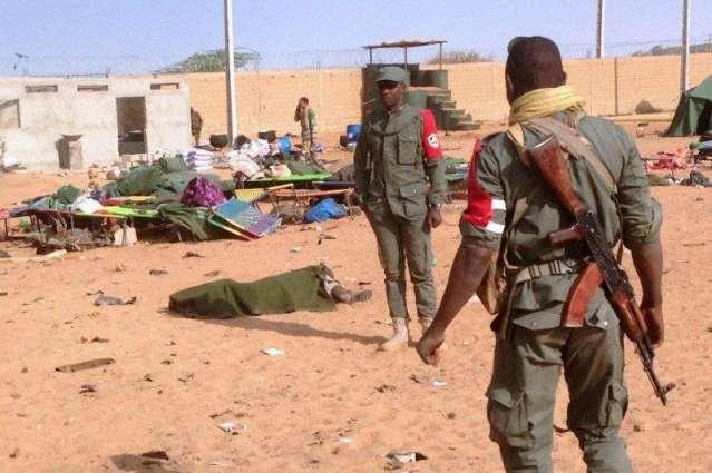 Mali car bomb kills 50 in fresh blow to peace
