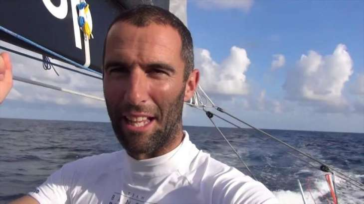 Yachting: Le Cleac'h closes in on record Vendee victory