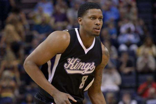 NBA: Kings' Gay suffers suspected torn Achilles