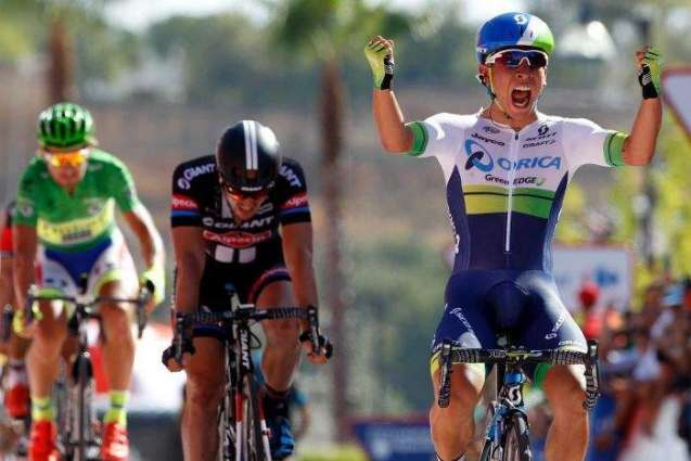 Cycling: Ewan sprints to stage three win at Tour Down Under