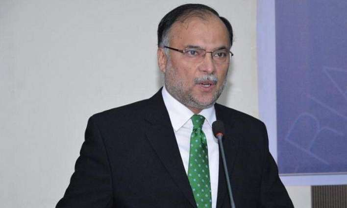Conspiracies against CPEC to be failed on every forum: Ahsan