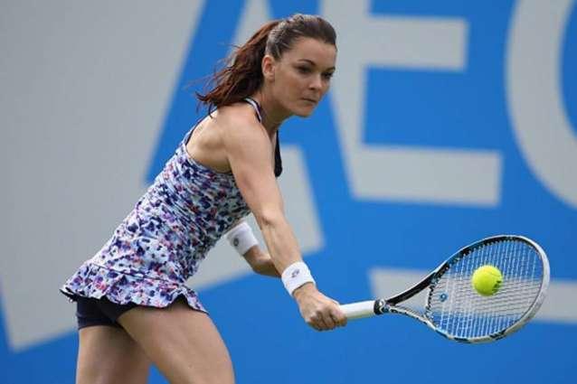 Tennis: Ageless Lucic-Baroni sends Radwanska packing