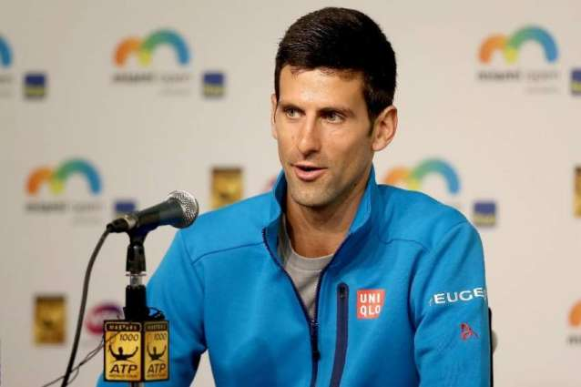 Tennis: Rivals now have more belief, admits Djokovic