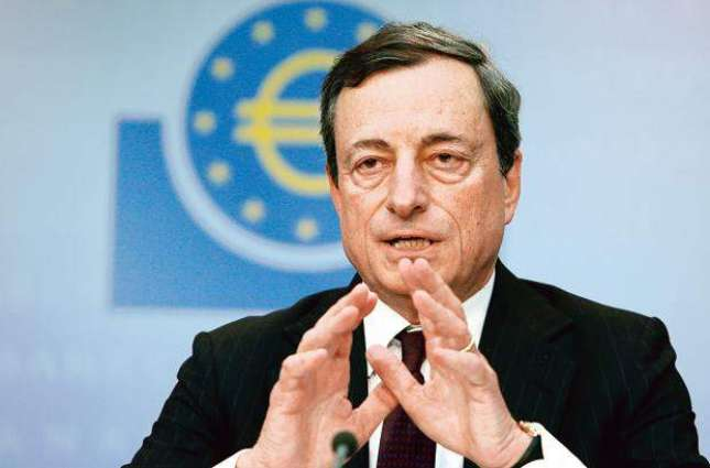 ECB's Draghi says time for stimulus exit will come, 'but we