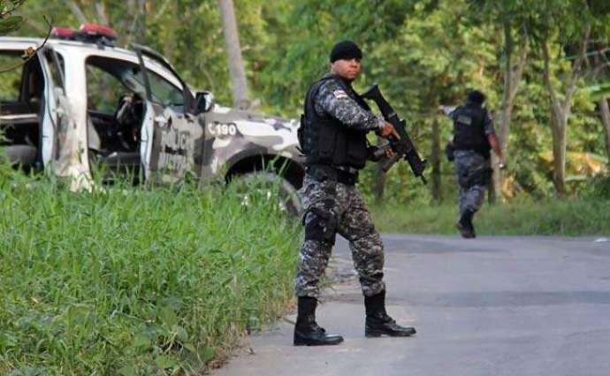 Brazil governor demands troops to end riots