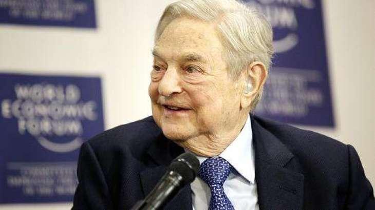 'Would-be-dictator' Trump will fail: Soros
