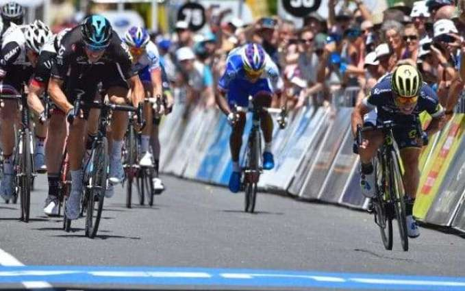 Cycling: Tour Down Under stage four results