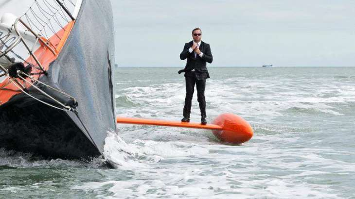 Yachting: Thomson finishes second in Vendee Globe