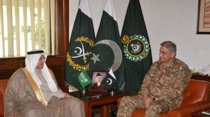 Pak Army holds defence of KSA at par with its own: COAS