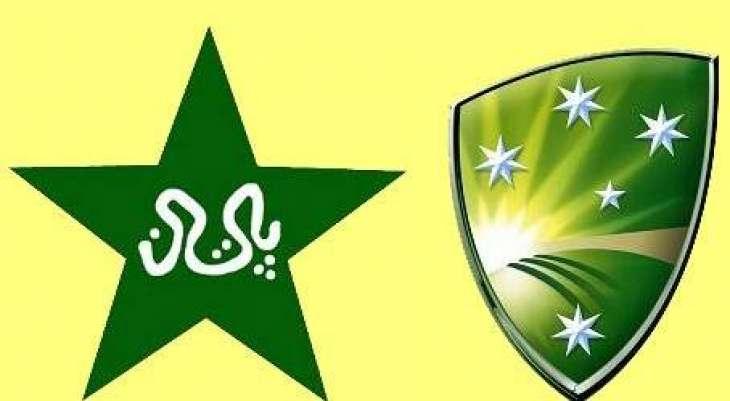 پاکستان و آسٹریلیا نا نیام اٹ پنچ ون ڈے کرکٹ میچ آتا سیریز نا چارمیکو 22جنوری آ گوازی کننگک