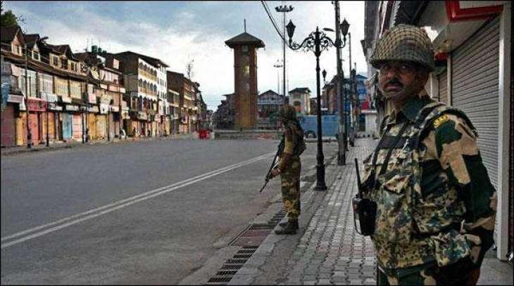 Anti-India demos, strike in occupied Kashmir
