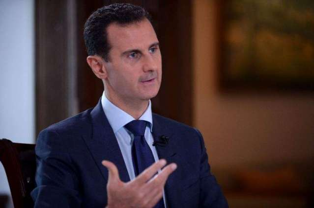 No longer 'realistic' to exclude Assad from Syria deal: Turkey