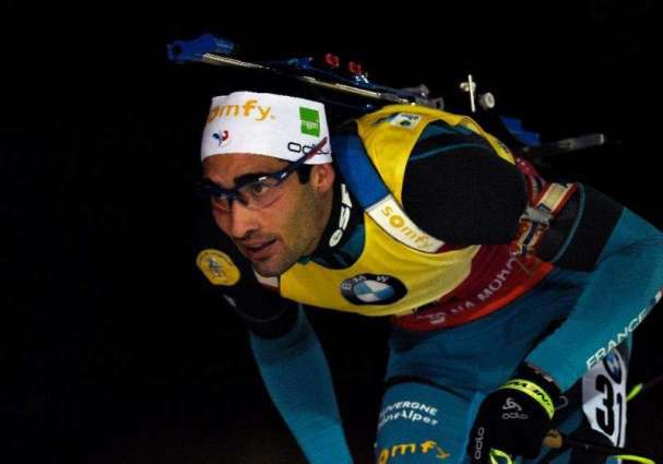 Biathlon: Fourcade leads calls for IBU action over Russian dopers