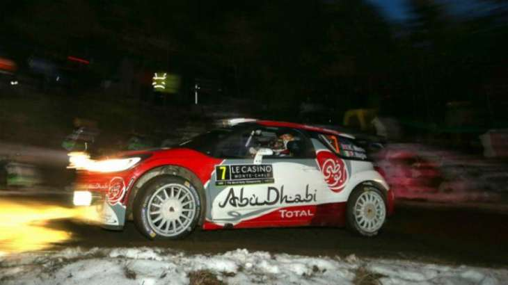 Rallying: Neuville leads tragedy-hit Monte Carlo Rally