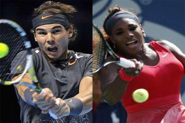 Tennis: Serena, Nadal set sights on week two