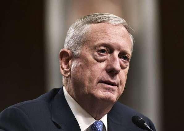 US Senate confirms James Mattis as Trump's defense secretary