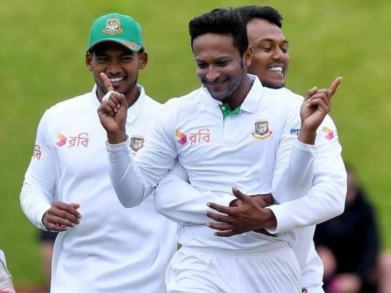 Cricket: Shakib magic cleans out New Zealand middle order