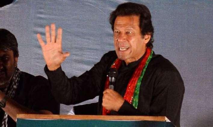 Khan mocks Sharif's mini trail on Twitter