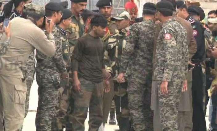 Pakistan hands over Chandu Babulal to Indian authorities