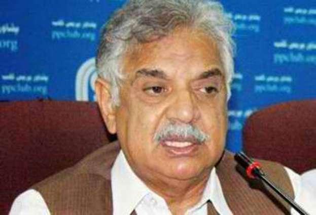 Governor Iqbal Zafar Jhagra condemns Parachinar blast