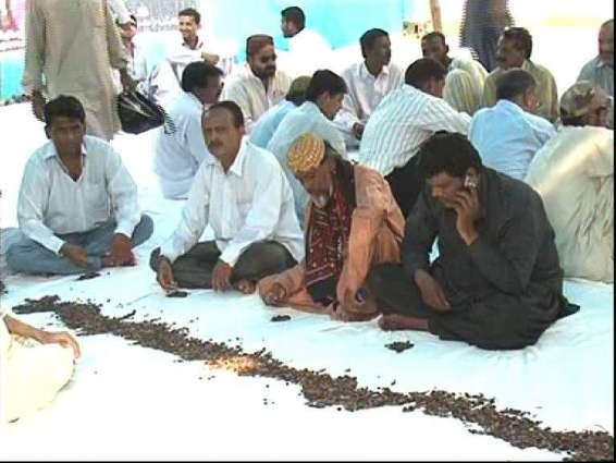 Rasm-e- Qul of Sayed Noor Shah Hashmi held