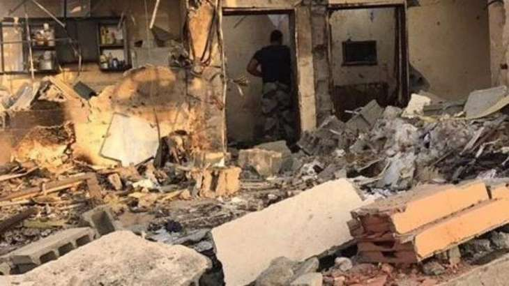 Two suspects blow themselves up in Saudi Arabia