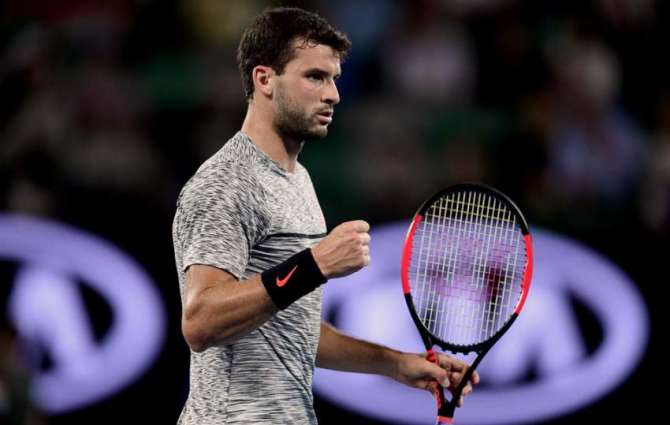 Tennis: Dimitrov takes midnight express to last 16