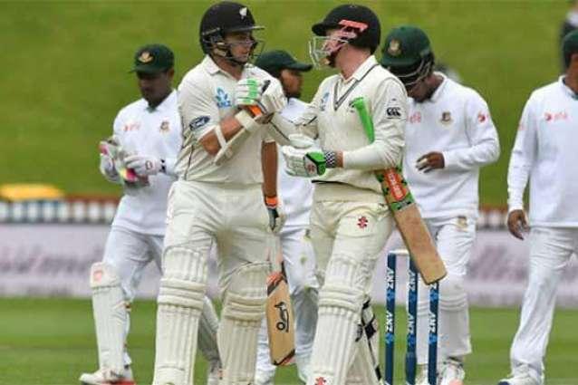 Cricket: N.Zealand beat Bangladesh by nine wickets