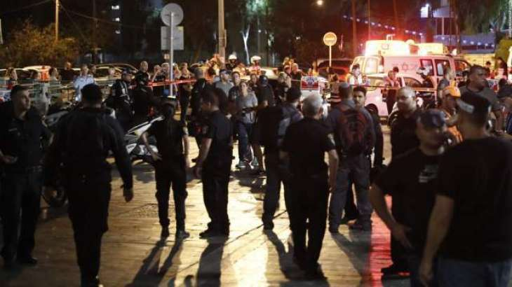 Firing in Tel Aviv, 2 killed