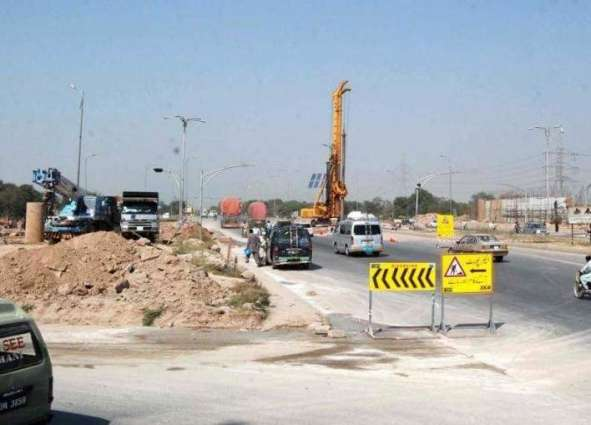 Karal Interchange landscaping to enhance beauty of Expressway