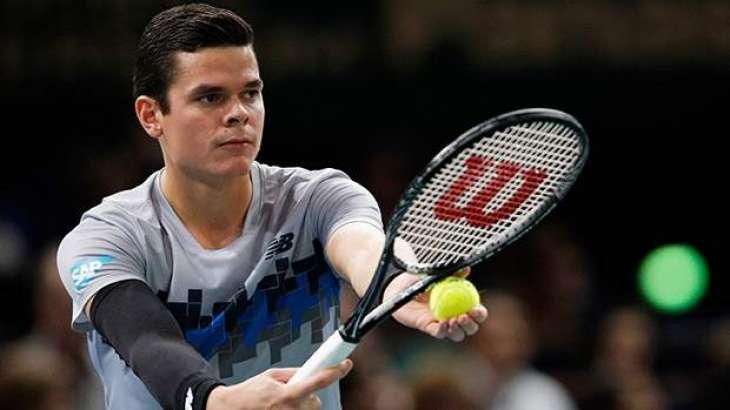 Tennis: Raonic storms into Aussie quarter-finals