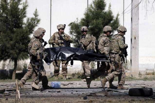 افغانستان ٬ قطبي قندوز ولايت كښې د ځانمرګي بريد په نتيجه كښې 4 طالبان ووژل شول
