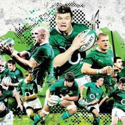RugbyU: Ireland squad for Six Nations openers