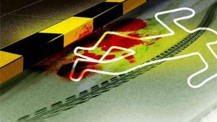 Old man dies in road accident