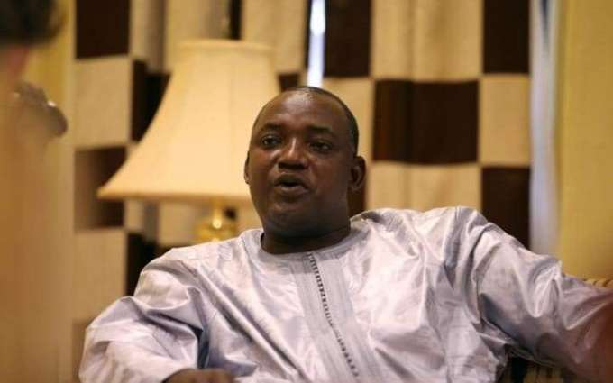 Gambia's Barrow names VP, could go after Jammeh plunder