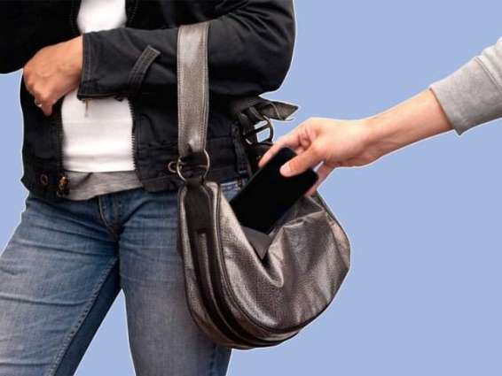 A network of mobile snatchers and street beggars exposed