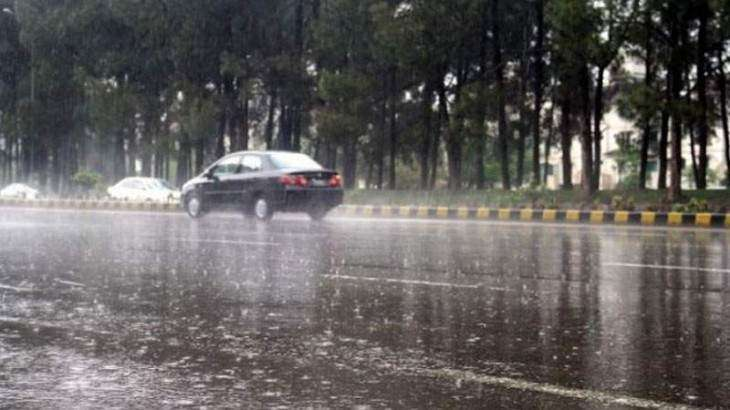 Rain-thunderstorm likely at scattered places
