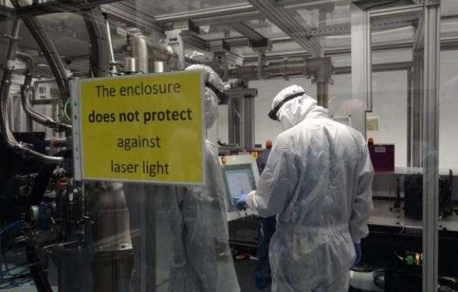 Brits, Czechs claim world's most powerful 'super laser'