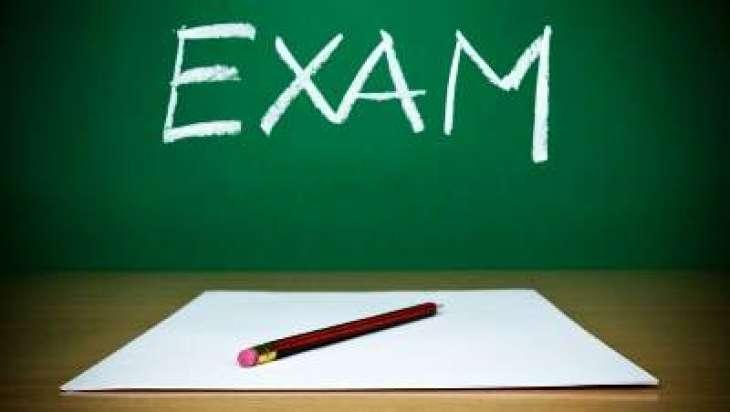 12,845 teachers deputed for exams' duty