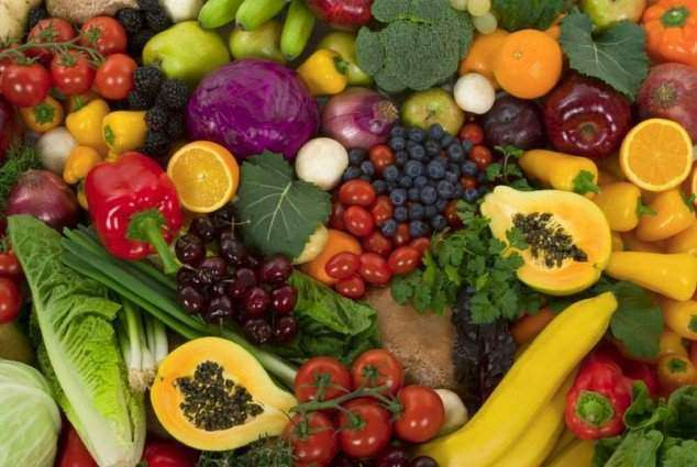 Prices of fruits, vegetables remain stable