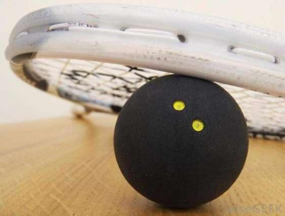 Easy sailing for top seed Farhan Mehboob in National Senior Squash Championship