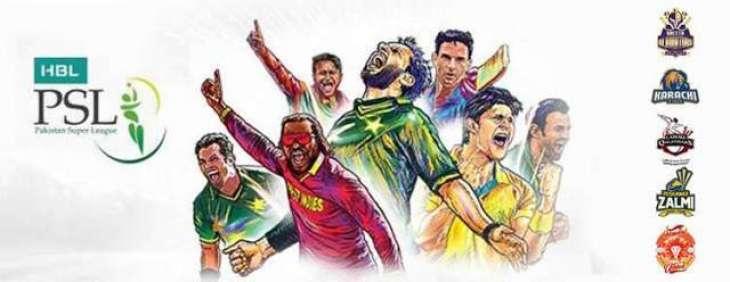 پاکستان سپر لیگ دا دوجا ایڈیشن :آن لائن ٹکٹاں وِکنیاں شروع