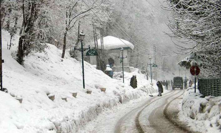 Murree connected with high speed fiber internet system