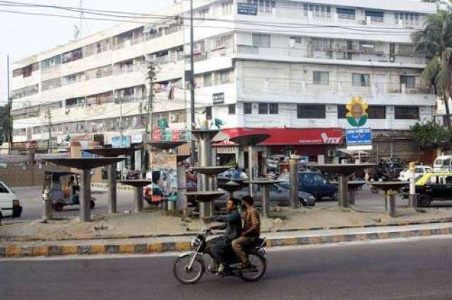 DC for beautification of city chowks