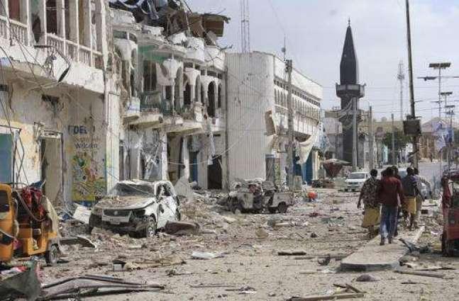 28 killed in Shabaab attack on Mogadishu hotel: emergency services