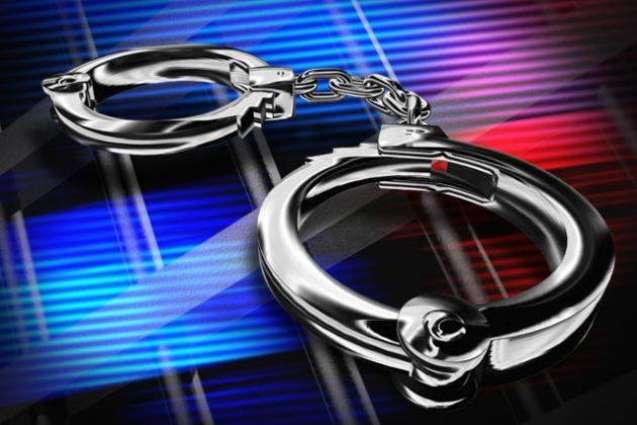Official arrested over bribe