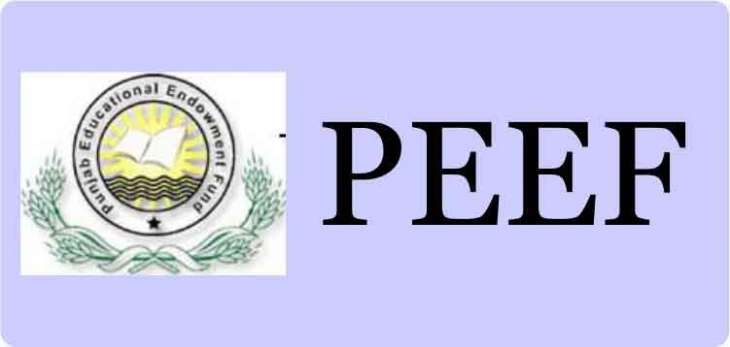 PEEF scholarships being awarded to students