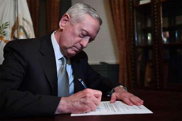 New Pentagon chief to visit Japan, South Korea next month